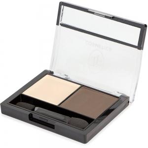 """Тени для век """"Color Show Eyeshadow"""" ТЕ-21-208C тон 208 Цвет пудры и шоколад"""