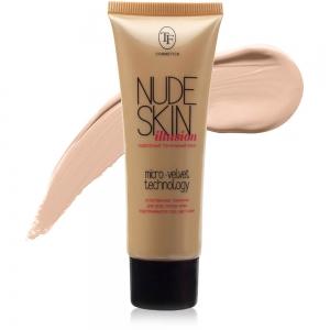 """Тональный крем TW 10-105C тон 105 """"Nude Skin Illusion"""", кремово-бежевый"""