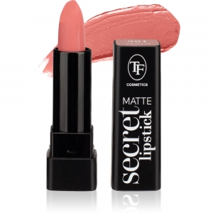 "Помада для губ ""Matte Secret"" Z-19-901C тон 901 ""peach"""