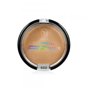 "Пудра-хайлайтер для лица ""Illuminizer Highlightingt"" TC-06-602C тон 602 золотисто-розовый"