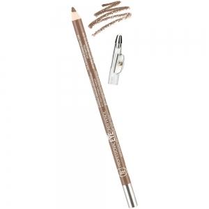 """Карандаш для глаз с точилкой W-207-136C тон №136 """"Professional Lipliner Pencil"""" для глаз, taupe/светло-коричневый"""