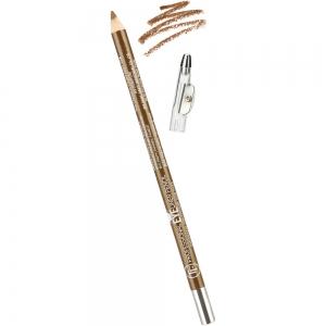 "Карандаш для глаз с точилкой W-207-141C тон №141 ""Professional Lipliner Pencil"" для глаз, dark gold/темное золото"