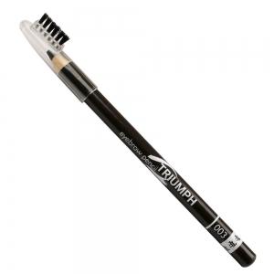 """Карандаш для бровей W-219-003C тон №003 """"Eyebrow Pencil""""/""""коричневый"""" со щеточкой"""