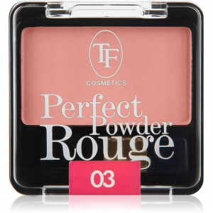 "Румяна для лица ""PerfectPowderRouge"" TBL-1-03C тон 03 розовый лед"