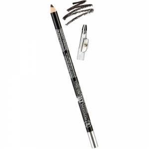 "Карандаш для глаз с точилкой W-207-001C тон №001 ""Professional Lipliner Pencil"" для глаз ""черный"""