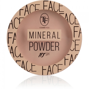 "Пудра минеральная для лица ""Mineral Powder"" TP-19-12C, тон 12 beige pink/розово-бежевый"