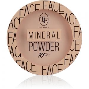 """Пудра минеральная для лица """"Mineral Powder"""" TP-19-15C, тон 15 sand beige/песочно-бежевый"""