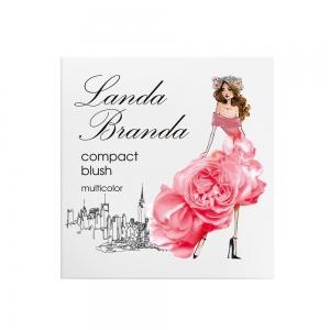 Landa Branda, Компактные румяна (клубника со сливками)