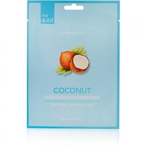 """Маска для лица увлажняющая Bonny Hill """"Coconut"""", 23г"""